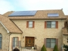 Linda B 4.305kW PV System and 30 Tube SHW