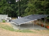 VA Solar Pool Heating Array with Crew