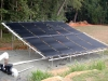 VA Solar Pool Heating Array
